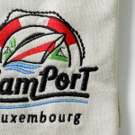 camport / broderie