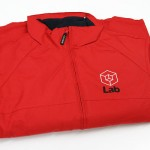 lab / broderie