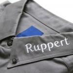 ruppert / broderie