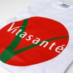 vitasante / sérigraphie textile